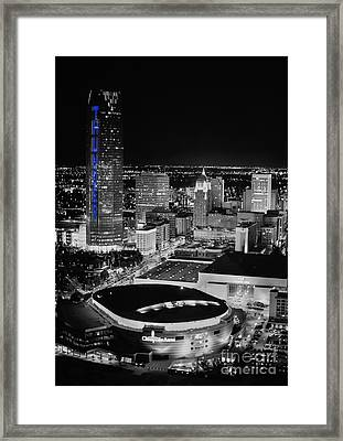 Oks0055 Framed Print by Cooper Ross