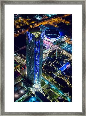 Oks0057 Framed Print by Cooper Ross