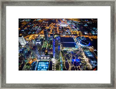 Oks0059 Framed Print by Cooper Ross