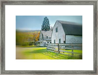 Ol' Country  Framed Print