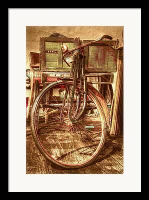 Campagnolo Framed Prints