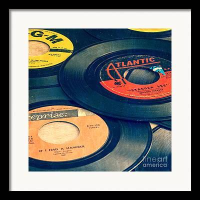 1950s Music Framed Prints