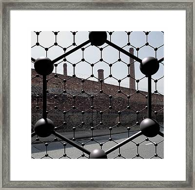 Old And New Technology Framed Print by Robert Brook