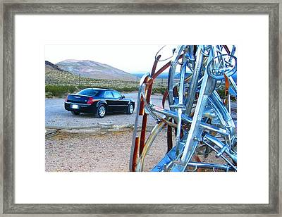 Old Bumpers Gather To Remember The Glory Days Framed Print by Don Struke