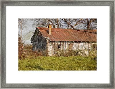 Old But Not Forgotten Framed Print by Kim Hojnacki