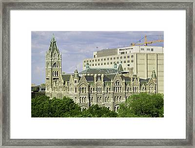 Old City Hall, Richmond, Virginia Framed Print