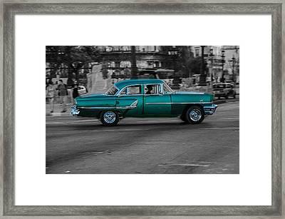 Old Classic Car IIi Framed Print