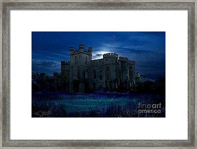Old Court House Framed Print by Tom Straub
