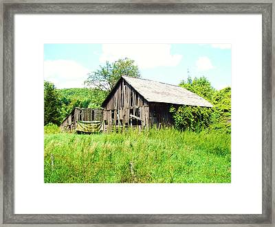 Old Farms Series 057 Framed Print
