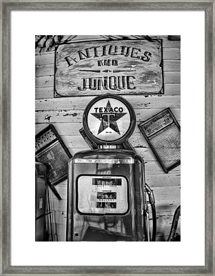 Old Fashioned Framed Print by Heather Applegate