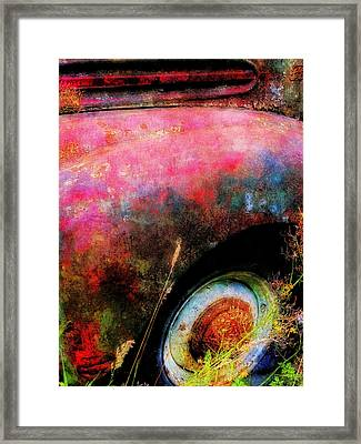 Old Ford #3 Framed Print by Sandy MacGowan