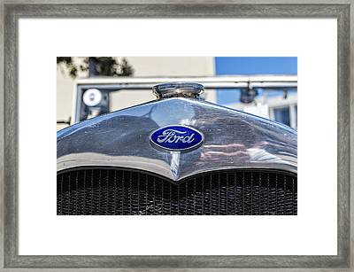 Old Ford Framed Print