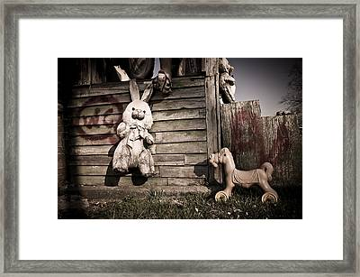 Old Friends Framed Print by Priya Ghose