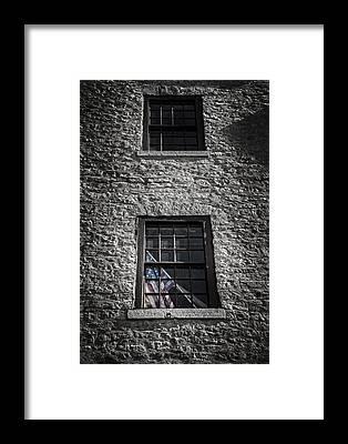 Star Spangled Banner Framed Prints