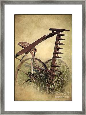 Old Harrow Framed Print by Heiko Koehrer-Wagner
