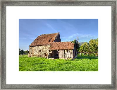 Old House  Framed Print by Ioan Panaite