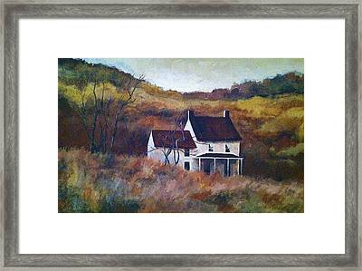 Old House Framed Print