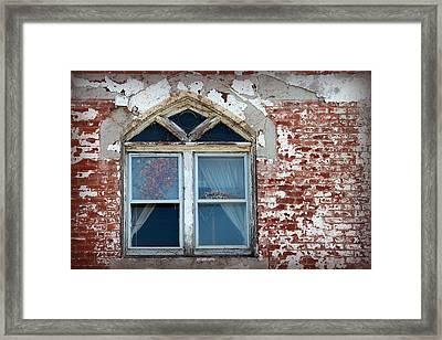 Old Market II Framed Print