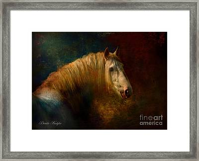 Old Master...himself Framed Print
