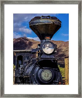 Framed Print featuring the mixed media Old N Forgotten by Elaine Malott