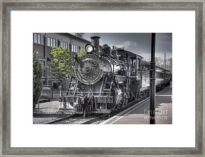 Old Number 40 Framed Print