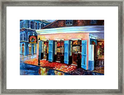 Old Opera House-new Orleans Framed Print by Diane Millsap