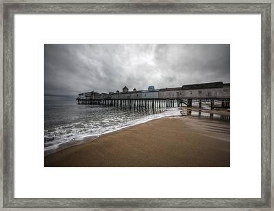 Old Orchard Beach Framed Print