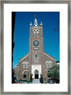 Old Saint Mary's 1956 Framed Print by Cumberland Warden