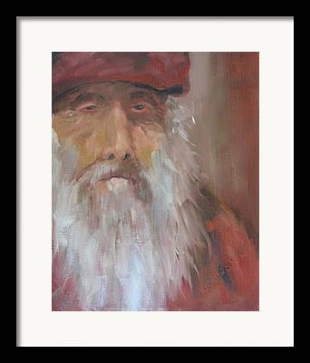 Christo Poloronis Framed Prints
