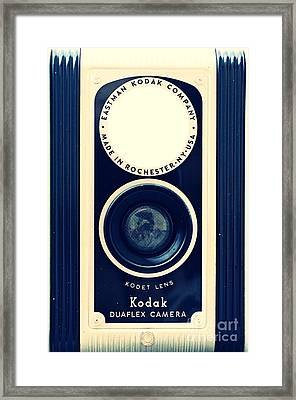 Old School Framed Print by Patrick Rodio