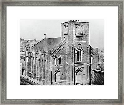 Old St Framed Print by Granger