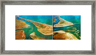 Old Style Topsail Framed Print by Betsy Knapp