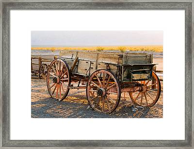 Old Times  Framed Print by Daniela Roberts