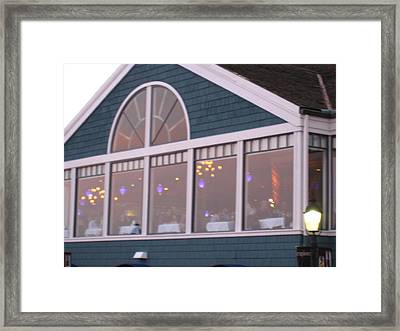 Old Town Alexandria - 121211 Framed Print by DC Photographer