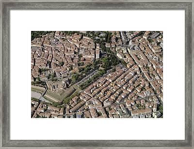 Old Town, Grosseto Framed Print by Blom ASA