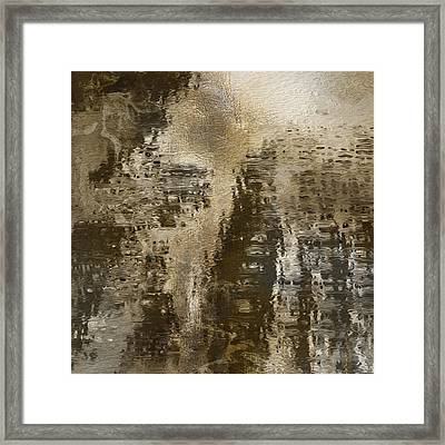 Old Town Framed Print by Jack Zulli