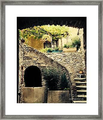 Old Village House Framed Print by France  Art