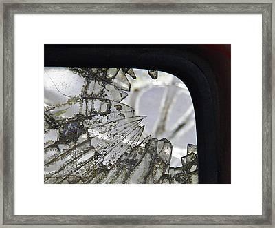 Old Wound Framed Print