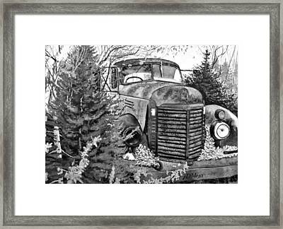 Olddie But A Goodie Framed Print by Janet Moss