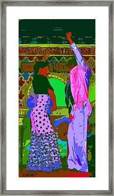 Ole Framed Print