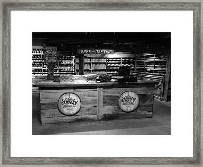 Ole Smoky Moonshine Gatlinburg Framed Print
