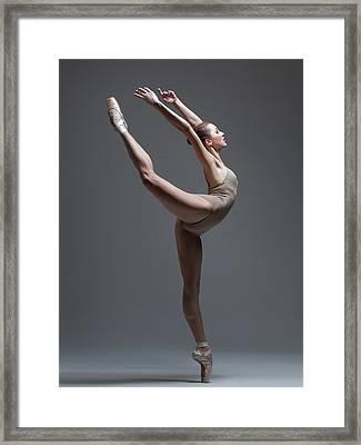 Olga Kuraeva Framed Print