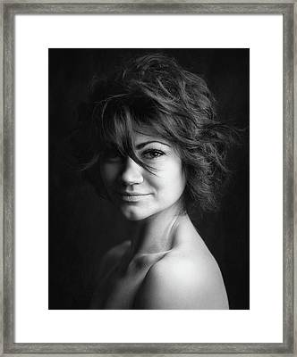 Olga Framed Print