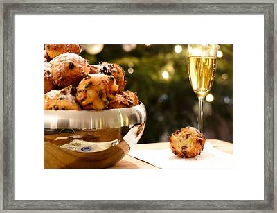 Oliebollen Framed Print by IPics Photography