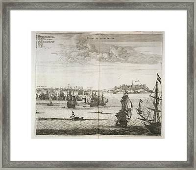 Olinda De Phernambuco Framed Print by British Library