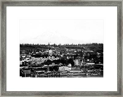 Olympia View 1910c Framed Print