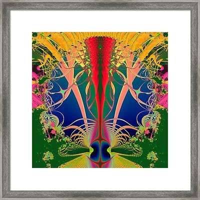 Olympic Framed Print by Solomon Barroa