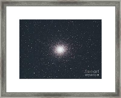 Omega Centauri Framed Print
