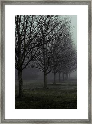 On And On Framed Print by Andrea Galiffi