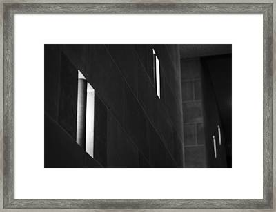 On And On Framed Print by Andrew Pacheco